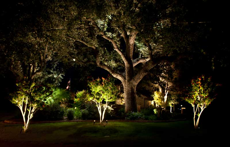 Nightscenes Landscape Lighting Landscape Lighting