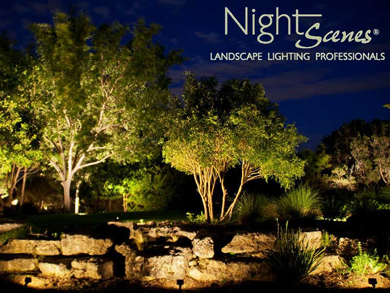 Nightscenes Landscape Lighting Portfolio Nightscenes