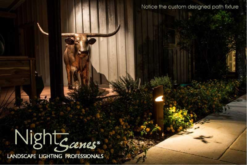 Texas outdoor lighting specialists