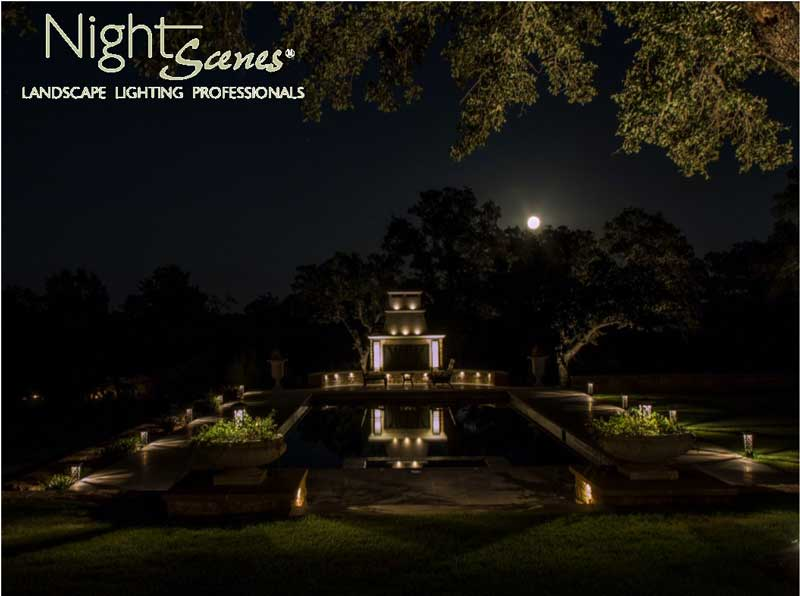 Georgetown Landscape Lighting specialists