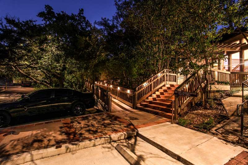 Westlake Hills outdoor lighting