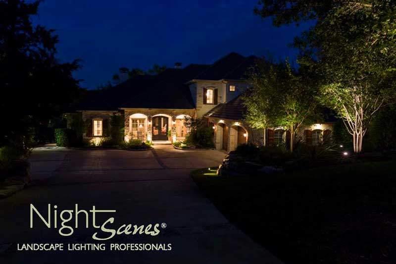 Texas outdoor lighting design bad outdoor lighting can hurt home spicewood home aloadofball Gallery