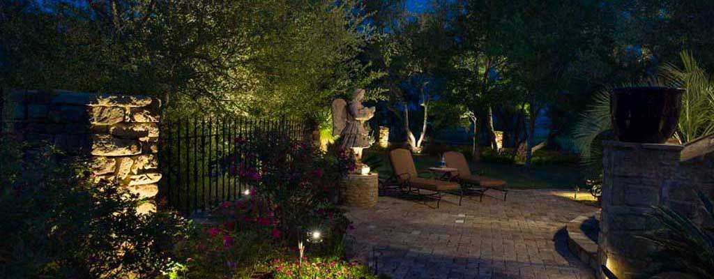 Landscape Lights Too Dim : Central texas outdoor lighting design dark sky friendly