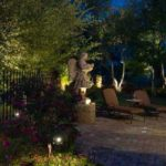 Texas outdoor lighting ideas