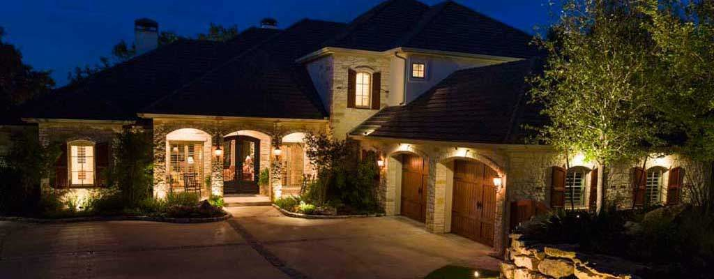 Landscape Lighting Led Conversion : To low voltage led landscape lighting night s