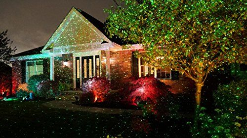 christmas laser lights - Laser Lights Christmas Decorations