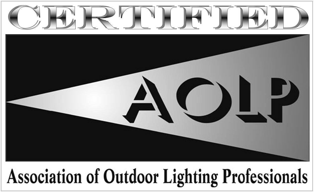 Landscape lighting certification nightscenes landscape lighting aolp low voltage landscape lighting certification mozeypictures Image collections