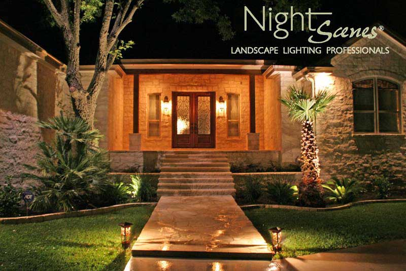Affordable Landscape Lighting Nightscenes